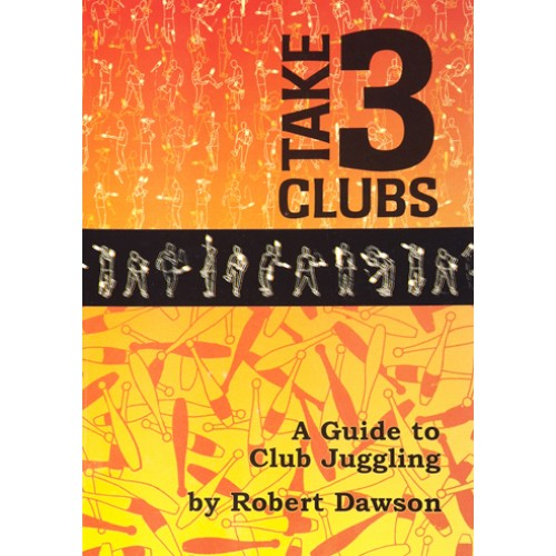 Take Three Clubs book cover